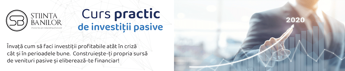 Curs practic de investiții pasive; Valentin Nedelcu si Dan Sulica