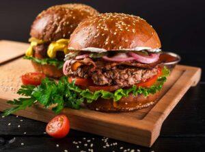 burget aliment dens caloric