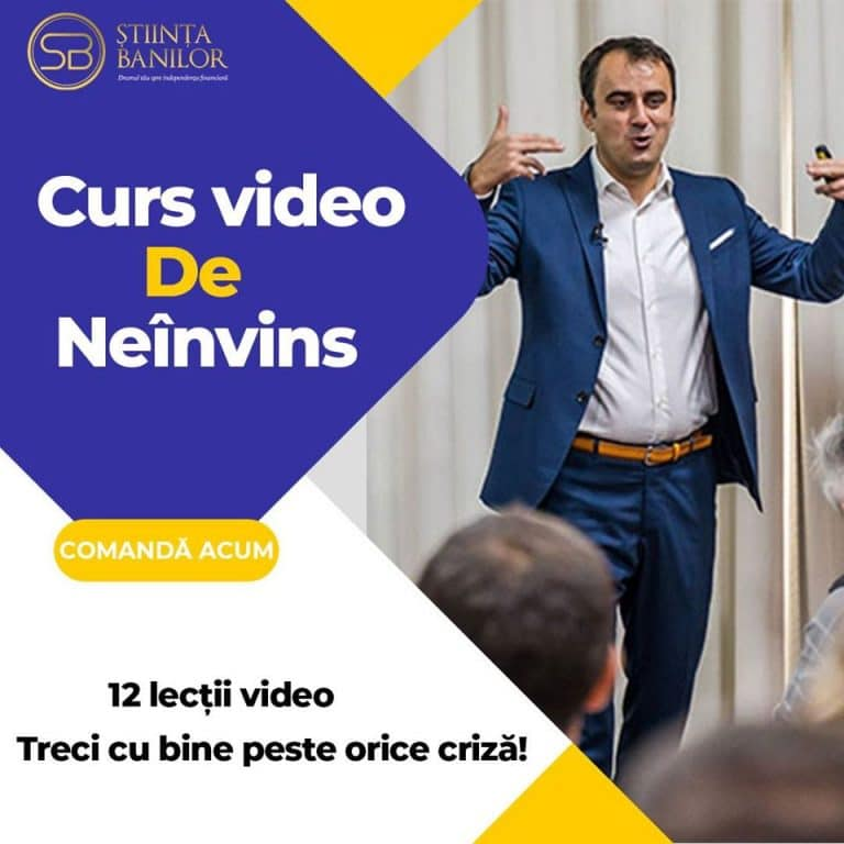 Promo curs video De Neinvins