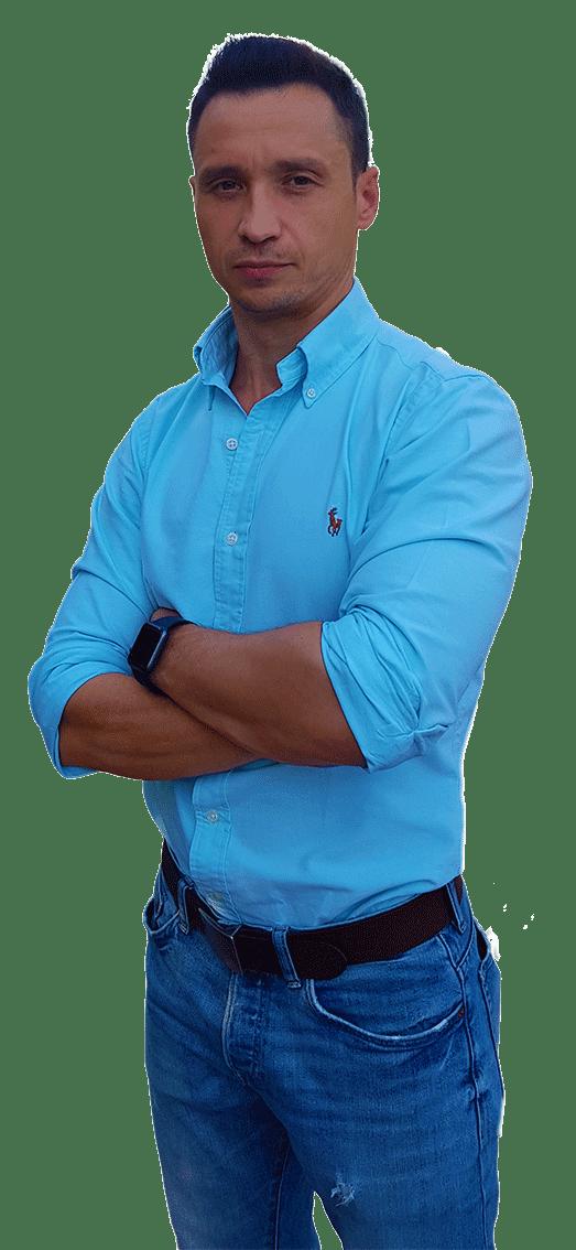 Claudiu Iana, fondatorul CoolFamilistClub